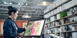 So will Microsoft Kreative vom iMac weglocken