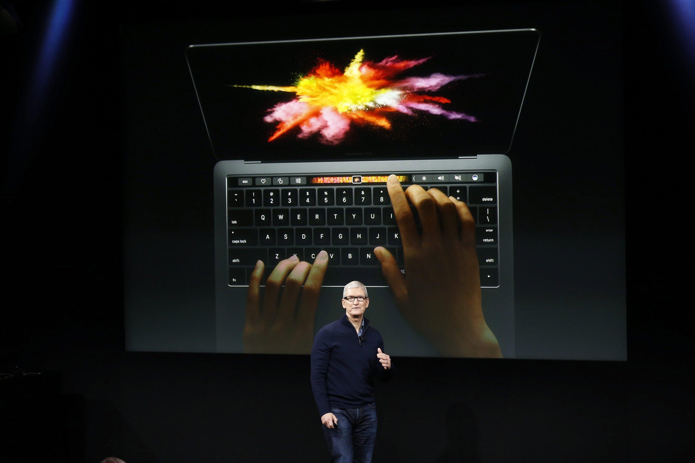 Das neue MacBook Pro startet beim Aufklappen automatisch. Deswegen ertönt kein Startton mehr.