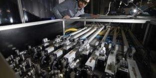 Konkurrenz für Teilchenbeschleuniger