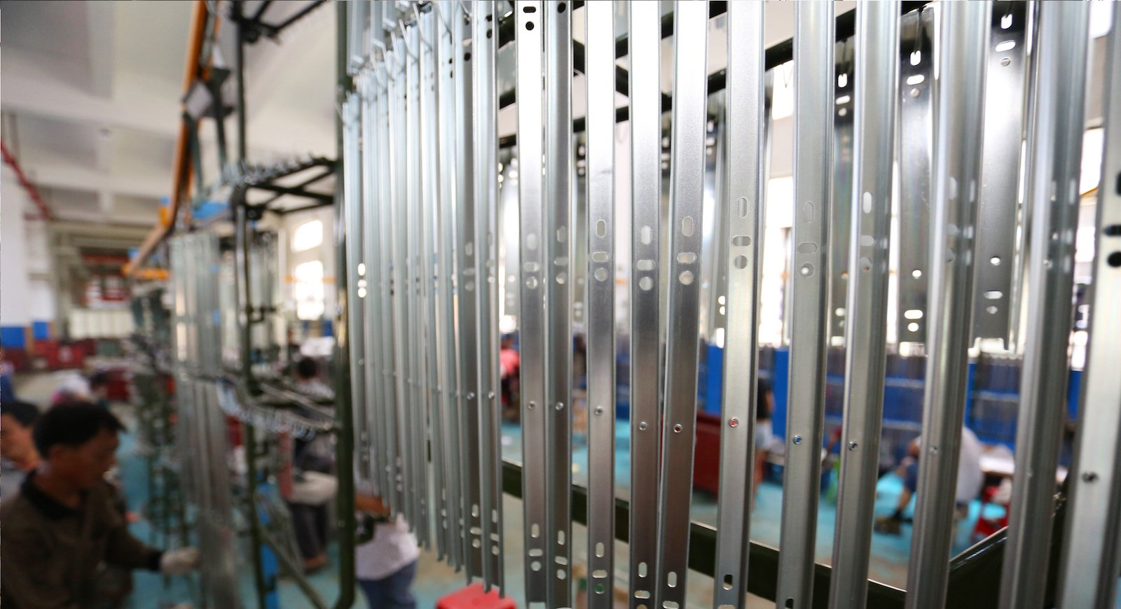 18 Galvanikbetriebe haben sich bereits in der Metal Eco City angesiedelt.