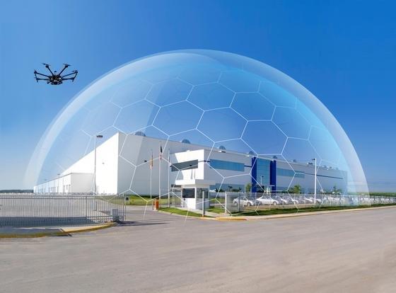 Drohnenabwehrsystem von Dedrone für Unternehmen: Jetzt will auch die Deutsche Telekom ein Abwehrsystem anbieten und sucht dafür Kooperationspartner.