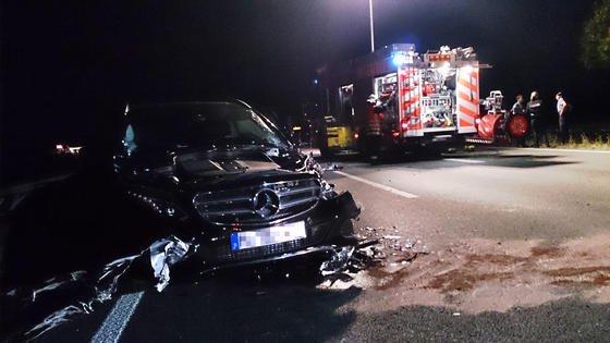 Geisterfahrer-Unfall in Thüringen:Jedes Jahr verirren sich rund 2.000 Autofahrer auf deutschen Autobahnen. Nicht selten mit tödlichem Ausgang.