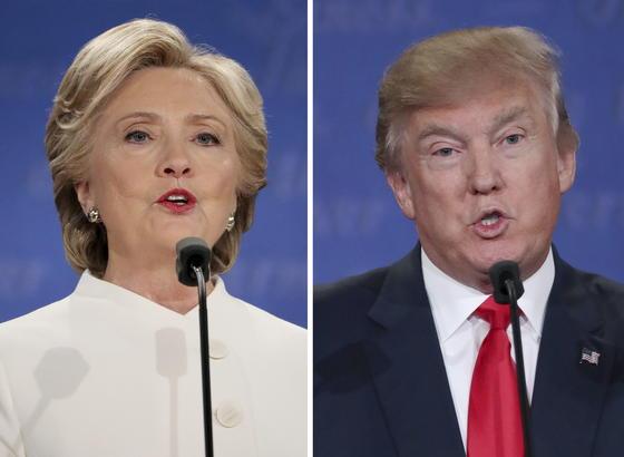 Die US-Präsidentschaftskandidaten: Demokratin Hillary Clinton und Republikaner Donald Trump. Ihr Wahlkampf: eine Schlammschlacht. Und im Netz wird heftig getwittert. Doch hinter jedem fünften Tweed steckt gar kein Mensch, sondern ein Social Bot. Und beeinflusst die echten Wähler, wie eine aktuelle Studie zeigt.