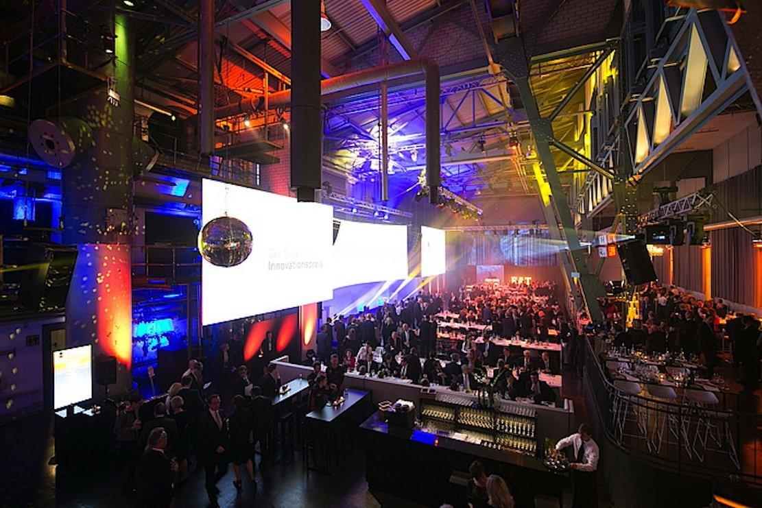 In München wird der Deutsche Innovationspreis 2017 verliehen. Ausgezeichnet werden nur Innovationen von Unternehmen mit Sitz in Deutschland, die auch vorrangig in Deutschland entwickelt wurden.