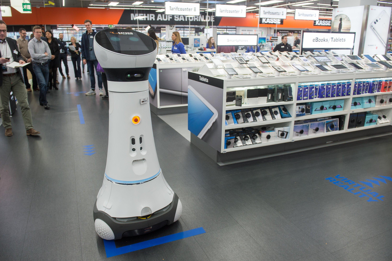 Die Erprobung von Paul ist ein weiterer Baustein in der Strategie von Saturn, das Einkaufserlebnis durch digitale Innovationen weiterzuentwickeln.