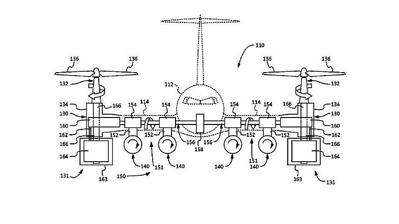 Zeichnung Boeing Patent.