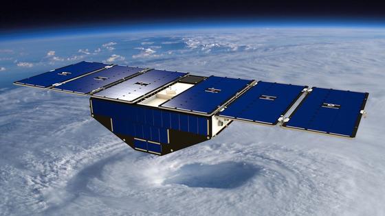 Der Mini-Satellit der Nasa blickt direkt ins Herz des Hurrikans. Mit den Daten lernen Wissenschaftler die Entstehung gefährlicher Tropenstürme besser voraussagen.