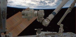 Astronauten sollen geschickter werden