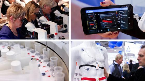 Trendthemen der Medizintechnik sind derzeit die Digitalisierung und die Robotik.