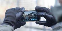 Diese Handschuh-Sticker mit Fingerabdruck entsperren Smartphones