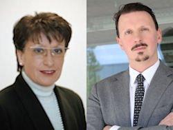 Margret Wieczorek und JohannesPelzer gaben hilfreiche Tipps.