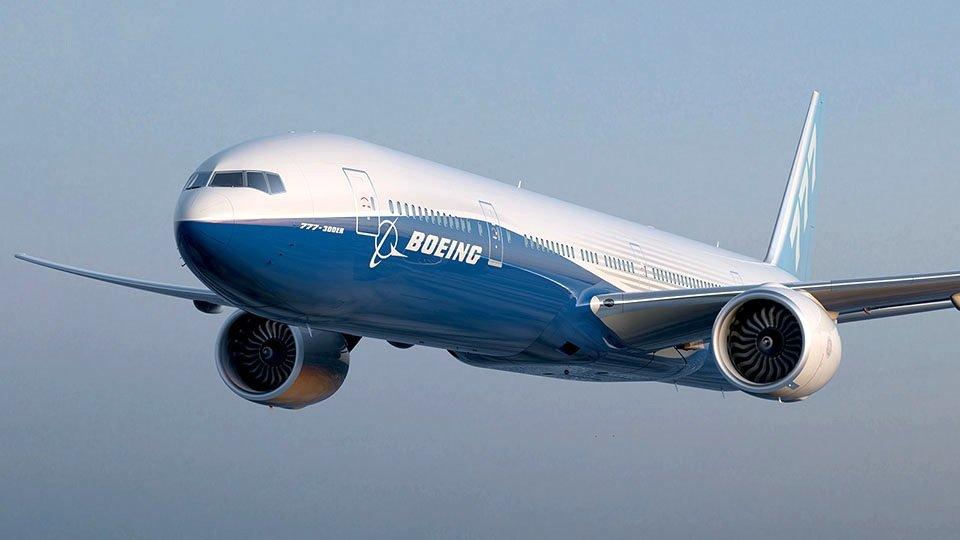Das von Russland und China geplante Langstreckenflugzeug C929 soll mit der amerikanischen Boeing 777 konkurrieren.