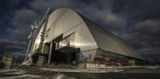 Tschernobyl bekommt neue gigantische Schutzhülle