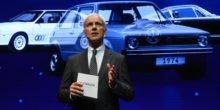 So scharf greift VW-Chef Müller deutsche Autokäufer an