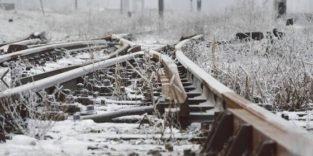 Moderne Sensortechnik heizt Weichen im Winter ein