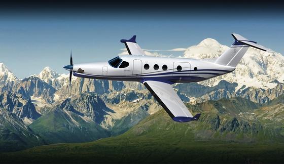 In die neue Cessna Denali des amerikanischen Herstellers Textron Aviation kommt einATP-Turboprop-Triebwerk von General Electric. Das Besondere: Ein Drittel der Komponenten stammt aus dem 3D-Druck mit Metallpulver.