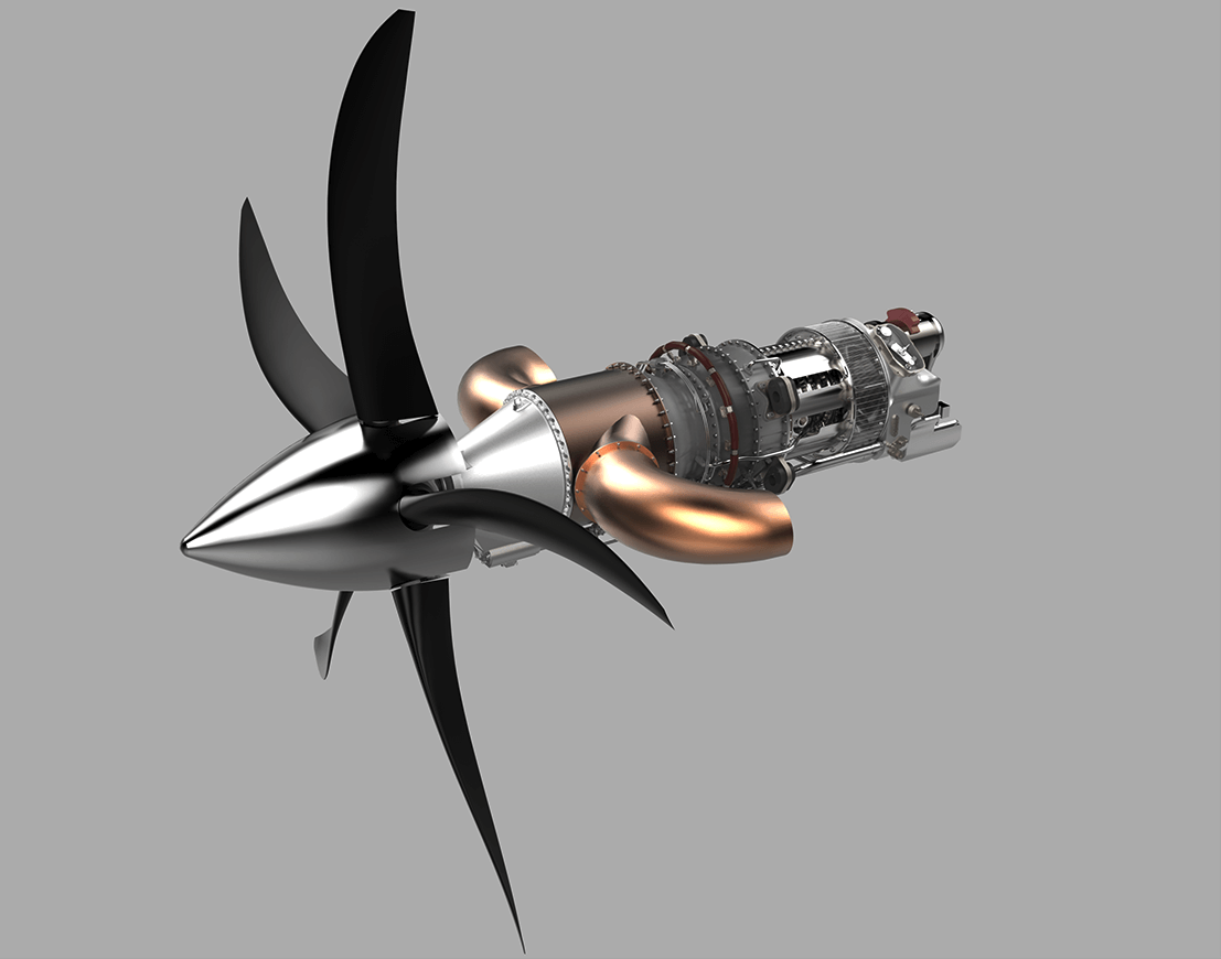 Beim neuen Turboprop für die Cessna Denali setzt der amerikanische Triebwerkshersteller GE Aviation noch mehr als bisher auf additive Fertigung.