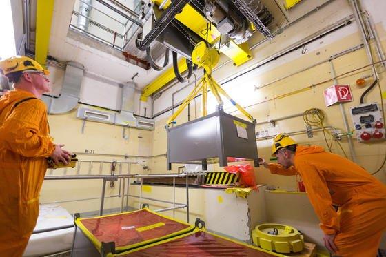 Rückbau des bis 1977 genutzten Kernkraftwerkes Lingen in Niedersachsen: Der Abbau der Anlagen hat im September 2016 begonnen. Der Rückbau von Kernkraftwerken war jetzt Thema des ICOND-Kongresses in Aachen.