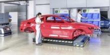 Audi ersetzt Fließband durch 200 Montageinseln