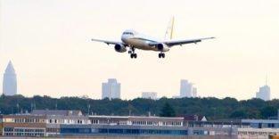 Mit Landeassistent kommen Flugzeuge leiser runter
