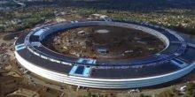 Apples weltgrößtes Bürogebäude so gut wie bezugsfertig