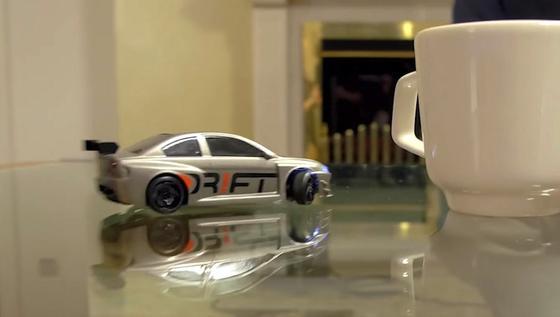 Cooles spielzeug für ingenieure modellauto driftet wie