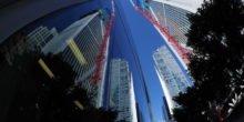 200 Meter hoher Millennium Tower sinkt ab und neigt sich