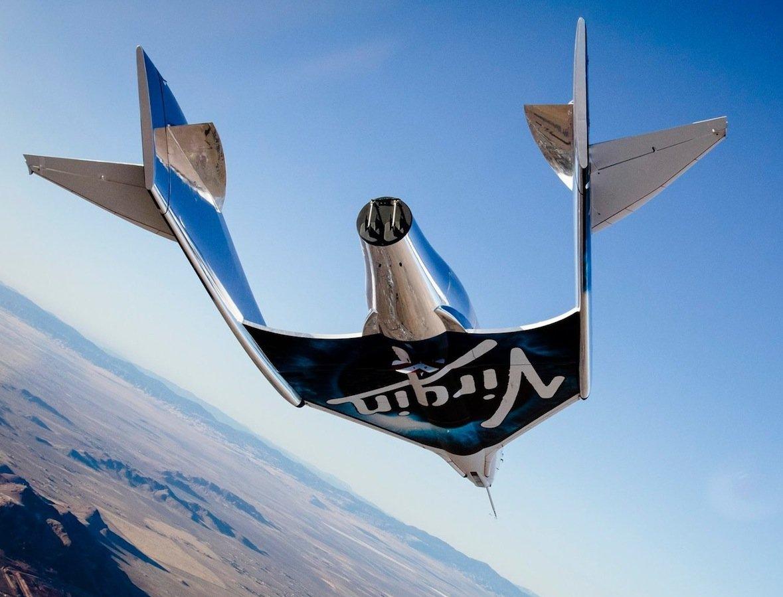 Zehn Minuten dauerte der Gleitflug. Dabei wurde eine Höchstgeschwindigkeit von 740 km/h erreicht.