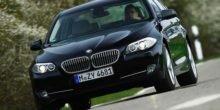 BMW sperrt per Internet einen Dieb in gestohlenem Auto ein
