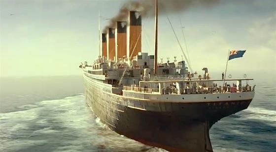 Der Untergang des Luxusdampfers Titanic im Jahr 1912 fasziniert auch die Chinesen bis heute. Der Film von James Cameron (1997) war einer der ersten westlichen Filme, die in China gezeigt wurden. Die 2012 modernisierte Filmversion war der bislang größte Kassenerfolg der chinesischen Kinos.