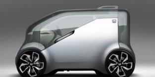 Autonomes Auto von Honda rockt Las Vegas
