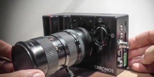 21.649 Bilder/s: Unabhängiger Ingenieur baut bezahlbare Highspeed-Kamera