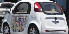 Google-Auto fährt ganz autonom zurück in die Garage