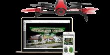 Mit dieser Drohne bekommen Sie ein 3D-Modell Ihres Hauses