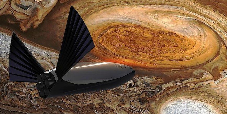 Mars, wir kommen: Elon Musk hat weitere Details seiner Mars-Visionen verraten. Er glaubt, dass langfristig eine Million Menschen auf dem Mars leben werden.