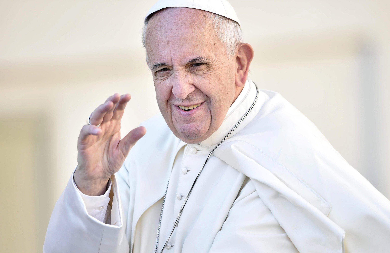 Auch er ist Opfer einer Falschmeldung: Papst Franziskus hat einer Fake-News zufolge die Wahl von Donald Trump befürwortet.