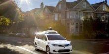 So will Google mit Vans die Autobranche aufrollen