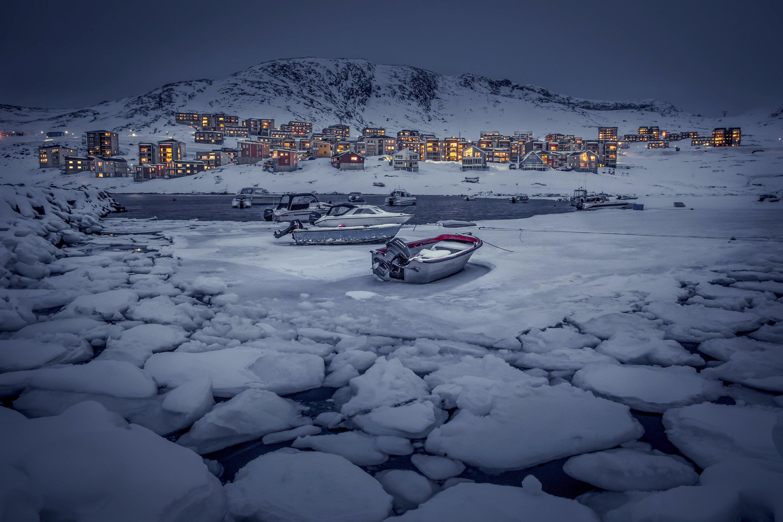 Nicht eingeflossen sind bei den Berechnungen der Forscher Grönland und die Antarktis – wegen der großen Eisflächen.