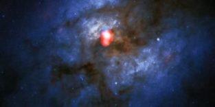 Teleskop Alma sucht Wasser im Universum