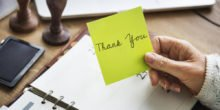 Machen Dankesschreiben von Ingenieuren im Bewerbungsprozess Sinn?