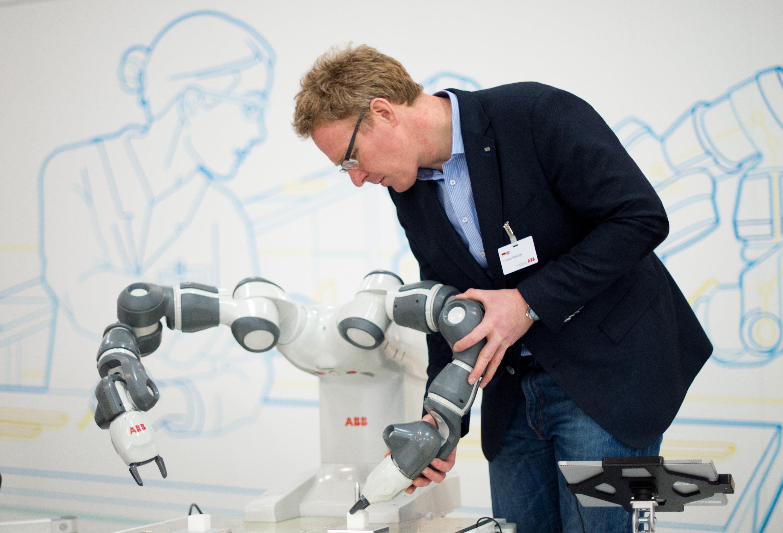 Ingenieur auf der Hannover Messe: Sie erklären dir die Welt – vom Detail bis zum großen Ganzen.