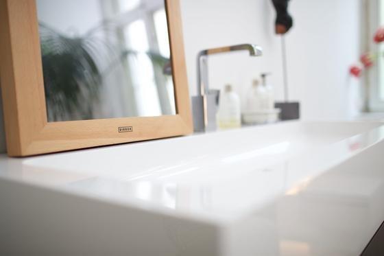 Vorsicht: Dieser Spiegel (englisch mirror) hat es in sich. Und zwar digitale Technik. Deswegen heißt er auch Dirror.