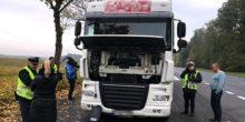 Manipulierte Lkw aus Osteuropa verpesten die Luft