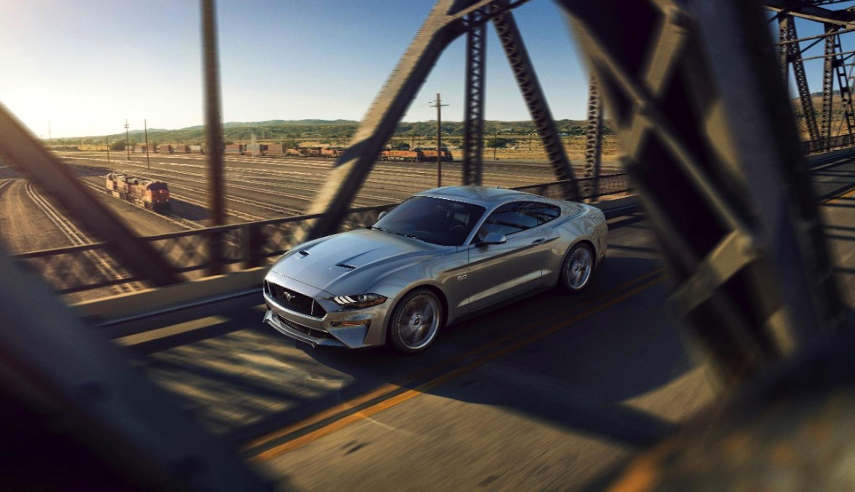 Selbst bei einem Kultauto wie dem Ford Mustang liegt der US-Anteil gerade mal bei der Hälfte.