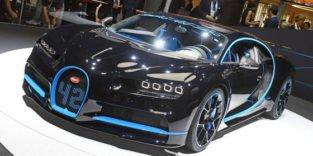 Die 9 schnellsten Autos der Welt