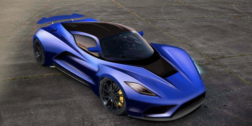 Koenigsegg One 1 >> Die schnellsten Autos der Welt - ingenieur.de