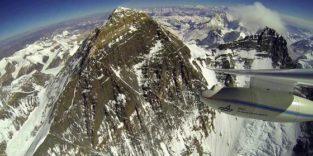 Der Mount Everest, höchster Berg der Erde, wird neu vermessen