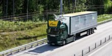 Zwei Autobahnen bekommen Oberleitungen für Hybrid-Lkw