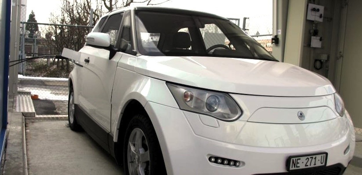 Zusammen mit dem chinesischen Autohersteller Geely will Swatch die Akkus in China erproben.