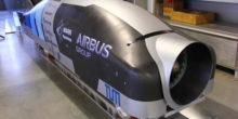Münchner Studenten bauen schnellste Passagierkapsel für den Hyperloop